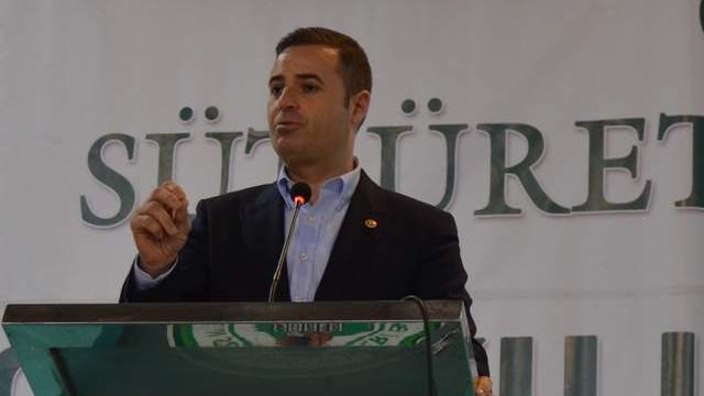 CHP'li Ahmet Akın: ''Yörsan mağduru üretimicimze sahip çıkın''
