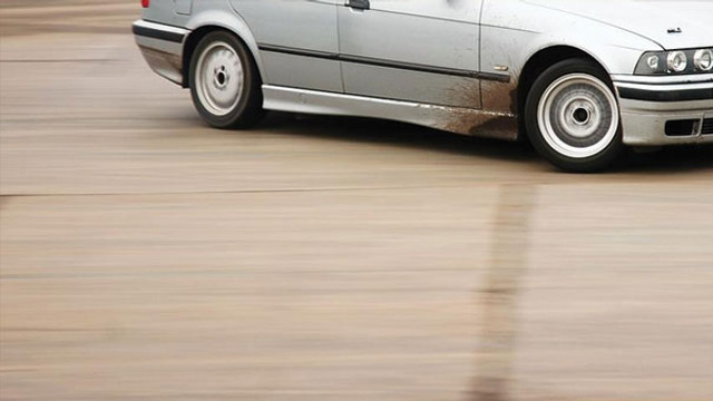 ''Spin'' ve ''drift'' yapanlara ceza yağdı
