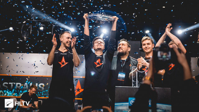IEM Chicago 2018 Şampiyonu Astralis!