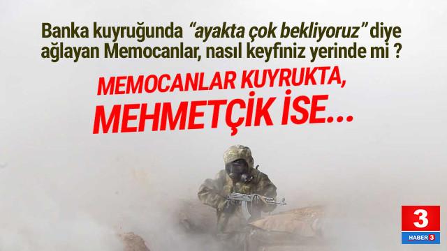Mehmetçik'ten 'nefes kesen' tatbikat