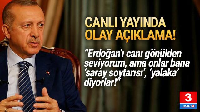 Alişan: ''Erdoğan'ı seviyorum. Bana 'saray soytarısı', 'yalaka' dediler''