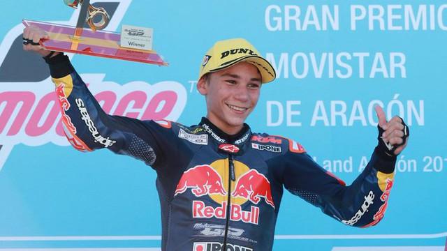 Moto3 Dünya Şampiyonası'nda Can Öncü Heyecanı