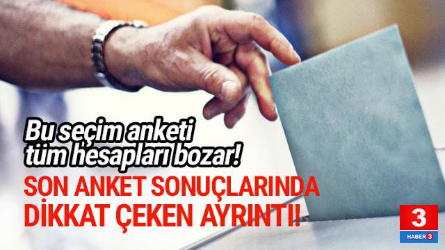 PİAR'ın son yerel seçim anketinden AK Parti'ye kötü haber