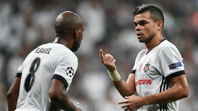 Beşiktaş'ta deprem! TFF'ye şikayet etti