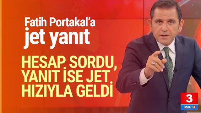 Fatih Portakal'ın Twitter paylaşımı olay oldu