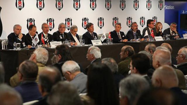 Beşiktaş'ın borcu 2 milyar 495 milyon 267 bin TL