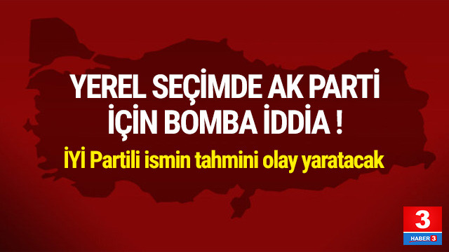 AK Parti için olay yaratacak iddia !