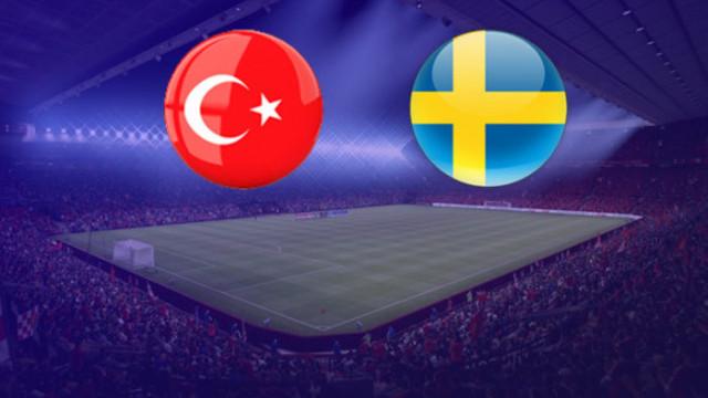 Türkiye - İsveç | CANLI YAYIN