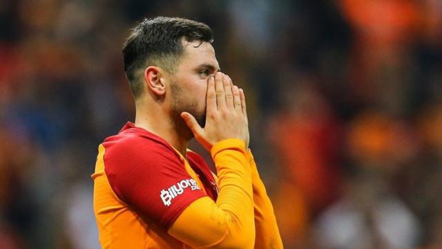 Galatasaray'da sakatlık depremi! İlk yarıyı kapattı
