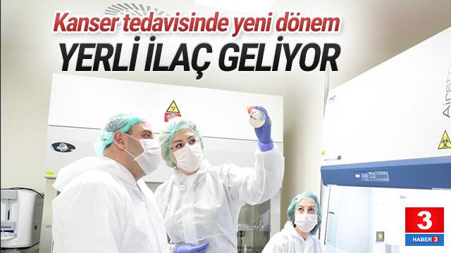 Türkiye'nin yerli kanser ilacı geliyor !