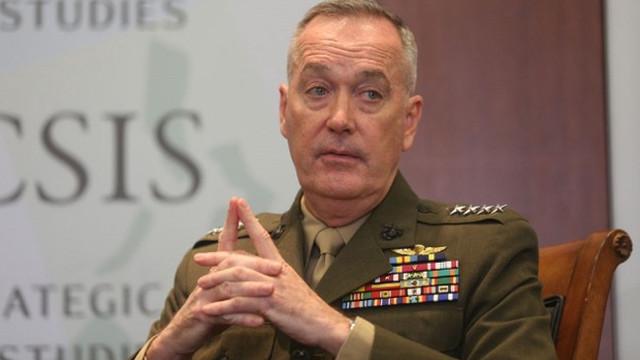 ABD Genelkurmay Başkanı Dunford: Taliban Afganistanda kaybetmiyor 73