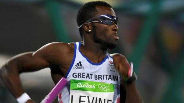Şampiyon atlet Nigel Levine 4 yıl doping cezası aldı