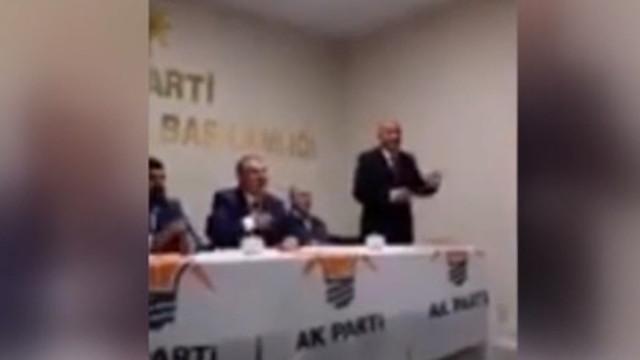 AK Partili başkan adayı: ''İhalelerde yandaşlarımızı destekleyeceğiz''