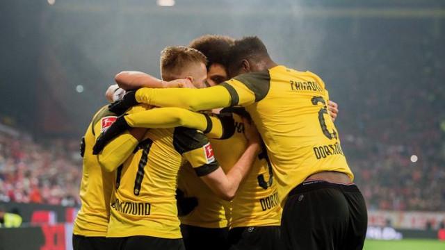 Mainz 1 - 2 Borussia Dortmund