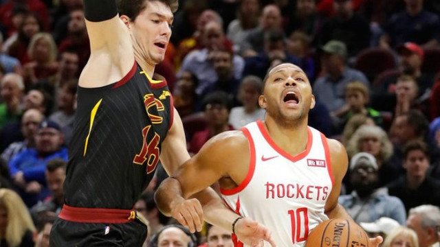 Cavaliers 117 - 108 Houston Rockets