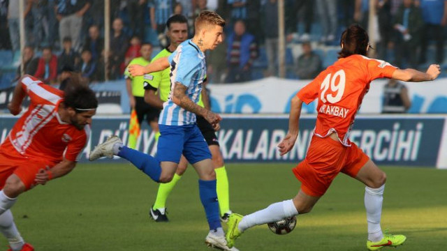 Adana Demirspor 1 - 1 Adanaspor (Maç özeti)