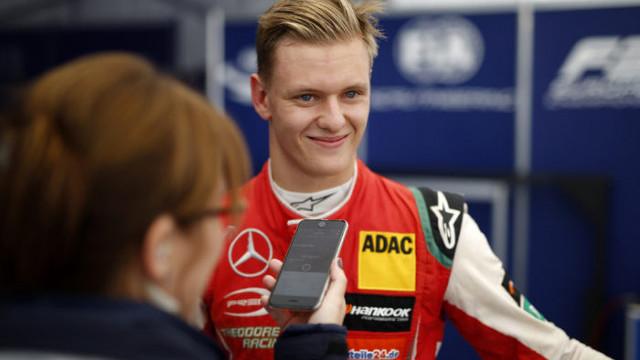 Mick Schumacher gelecek sezon Formula 2'de yarışacak