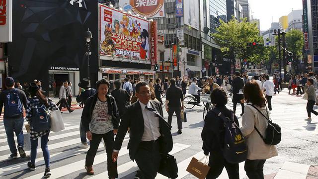 Tokyo'yu terk edene 140 bin lira destek