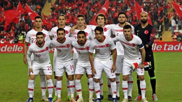 Türkiye, FIFA dünya sıralamasında 39. sırada yer aldı