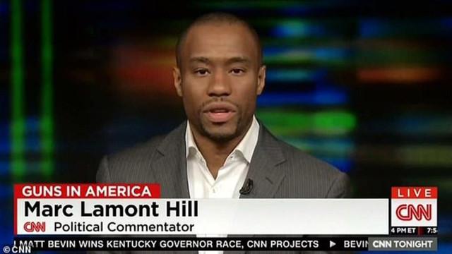 Skandal ! Filistin'i savunan yorumcu CNN'den kovuldu