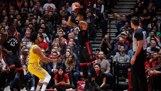 Toronto Raptors, Golden State Warriors'ı 131-128 yendi