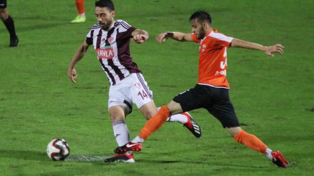 Adanaspor 0 - 0 Hatayspor (Spor Toto 1. Lig)