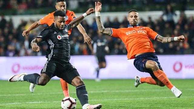 Medipol Başakşehir - Beşiktaş: 1-0