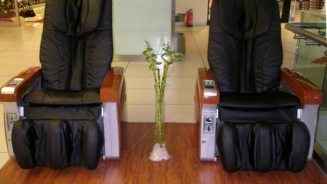 AVM'lerdeki masaj koltuklarında felç tehlikesi