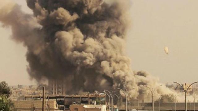 YPG/PKK'ya bombalı araçla saldırı: 50 ölü