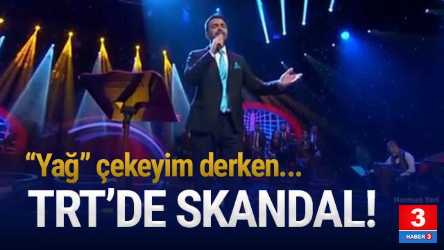 TRT Müzik'te ilginç detay: Cuma namazı yerine Millet Bahçesi