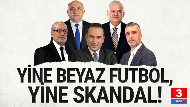 Beyaz Futbol'da yine skandal; bu sefer de Bafralılar ayaklandı