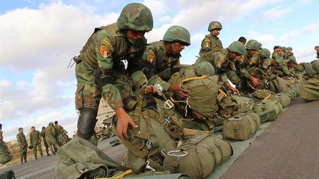 Savaş çanları çalıyor... Ordu oraya sevkedildi