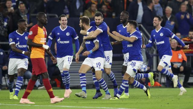 MAÇ ÖZETİ | Schalke 04 2 - 0 Galatasaray (Şampiyonlar Ligi D Grubu)