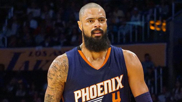 Tyson Chandler Los Angeles Lakers'ta
