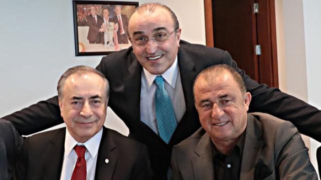 Galatasaray Kulübü, Fatih Terim ve Mustafa Cengiz tekrar PFDK'ya sevk edildi!