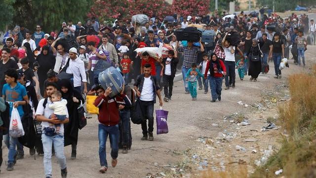 Bomba iddia: ''Suriyeliler parti kuruyor''