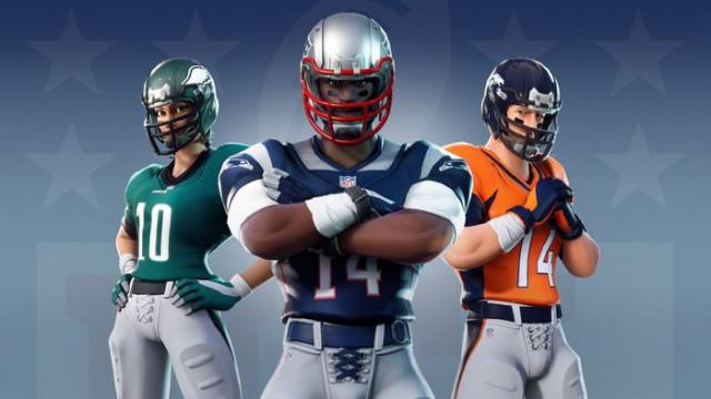 Fortnite ile NFL anlaştı! Yeni kostümler geliyor!