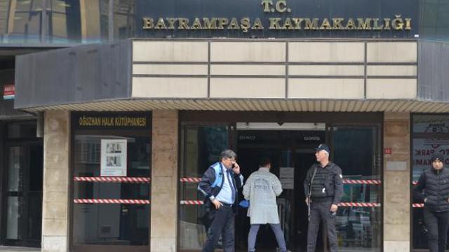 Kaymakamlıkta dehşet ! Kadın polis memuru intihar girişiminde bulundu