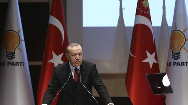 Erdoğan: ''Biz ağaç kesen değil ağaç diken iktidar olduk''