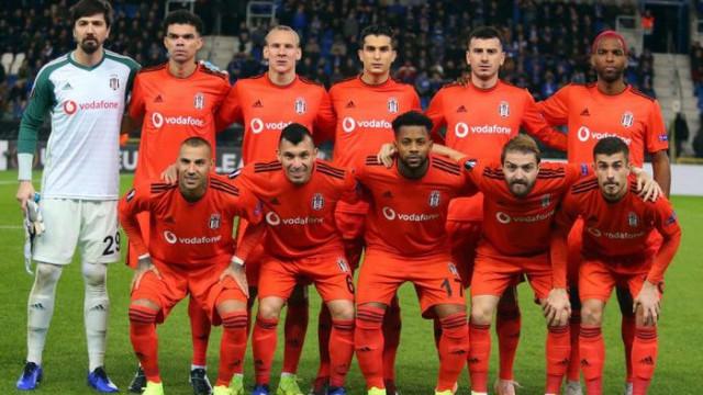 Genk - Beşiktaş maçında Jeremain Lens sakatlandı