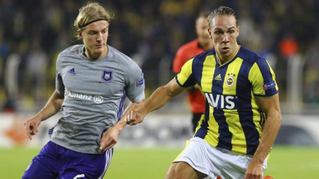 Fenerbahçe - Anderlecht maçı Belçika basınında