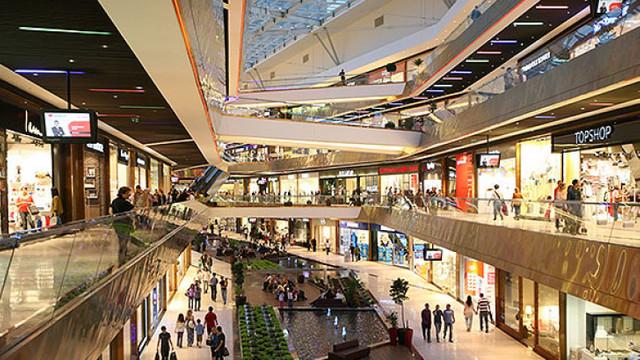 AVM Ciro Endeksi yüzde 28.1 arttı