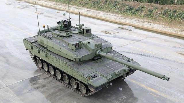 Altay tankı projesinde tarihi imzalar atıldı !