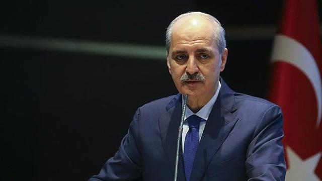 AK Partili Kurtulmuş: ''PKK'yı tasfiye sürecine gidiyorlar''