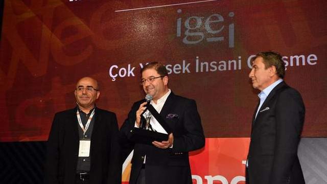 Maltepe'ye ''Çok Yüksek İnsani Gelişim'' ödülü