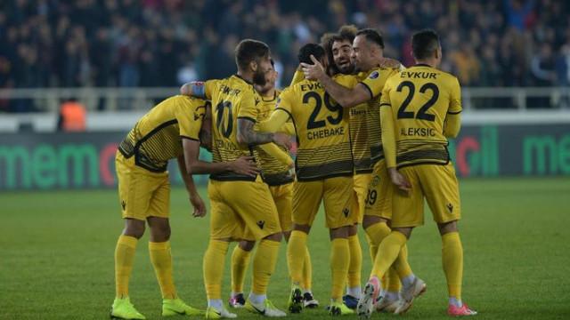 Yeni Malatyaspor 5 - 0 Trabzonspor