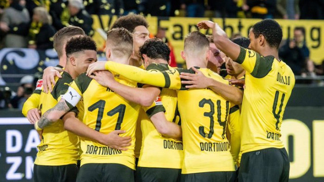 Borussia Dortmund 2 - 0 Freiburg