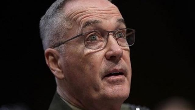 ABD Genelkurmay Başkanı'ndan skandal YPG açıklaması