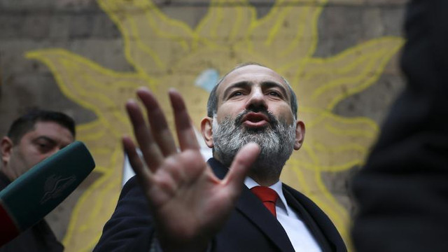 Ermenistan liderinden Türkiye yorumu: ''Umarım hazırdır''