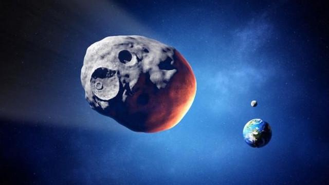 NASA asteroitte su izleri buldu